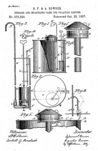 Bowser Pump Patent
