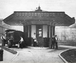 First Gulf Service Station